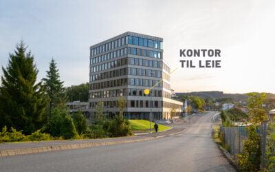 Toppmoderne kontorlokaler ledig i Egersund Forum